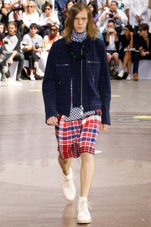 Sacai Spring 2016 Menswear720