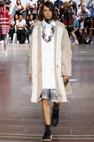 Sacai Spring 2016 Menswear740