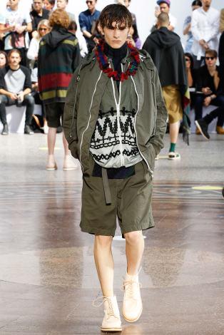 Sacai Spring 2016 Menswear748