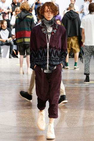 Sacai Spring 2016 Menswear749