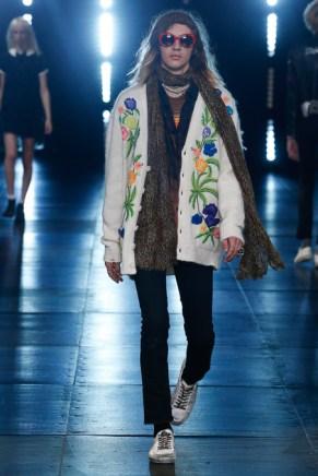 Saint Laurent Spring 2016 Menswear302