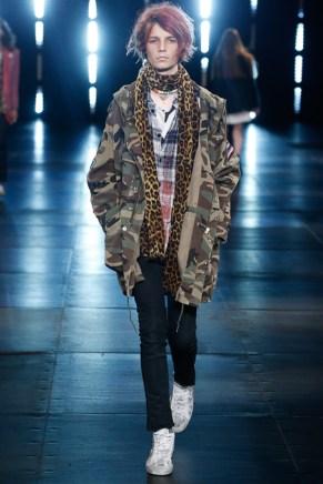 Saint Laurent Spring 2016 Menswear334