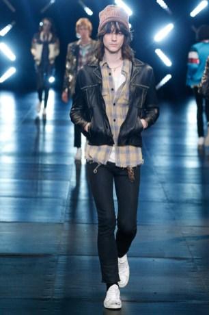 Saint Laurent Spring 2016 Menswear350