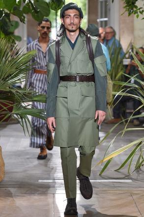 Umit Benan Spring 2016 Menswear274