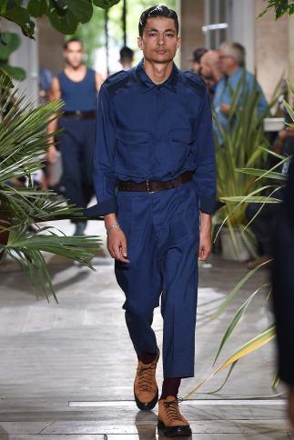 Umit Benan Spring 2016 Menswear282
