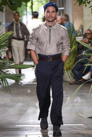 Umit Benan Spring 2016 Menswear292