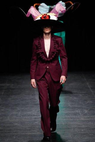Walter Van Beirendonck Spring 2016 Menswear147