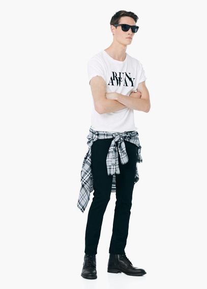 Black Ink lookbook from +MANGO Man Blacksmith A/W15 Collection is absolutely amazing.