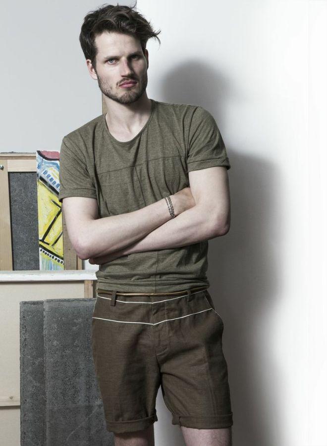 David Koch now signed at East West Models