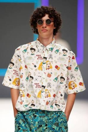 Krizia Robustella Spring 2016 Menswear Barcelona526