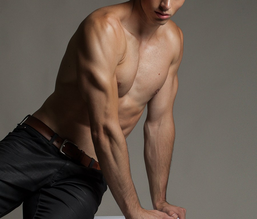 """Introducing a beautiful new model we kindly introduce you Dylon Chandler posing for the lens of Lawrence Cortez. Dylon a new face at Ciotti Models in Toronto, he's 6'1.5"""" and very built."""