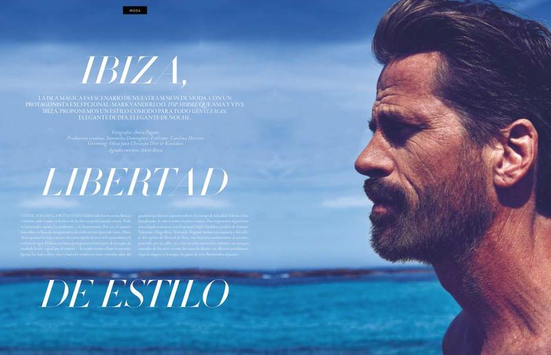 MARK VANDERLOO for Gentleman Mexico July 2015