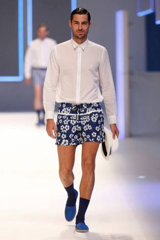 Punto Blanco Spring 2016 Menswear Barcelona620