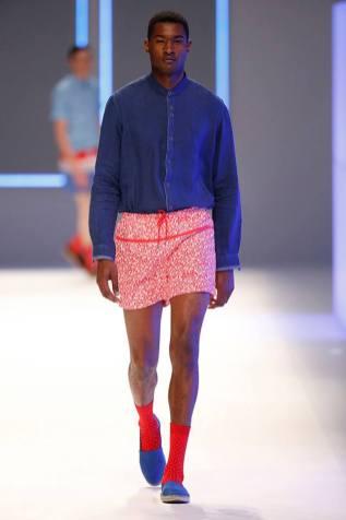 Punto Blanco Spring 2016 Menswear Barcelona622