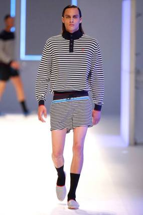 Punto Blanco Spring 2016 Menswear Barcelona632