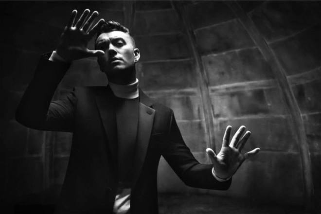 ntroducing the BALENCIAGA Fall-Winter 2015 Men's Campaign Starring Sam Smith, shot by Josh Olins.