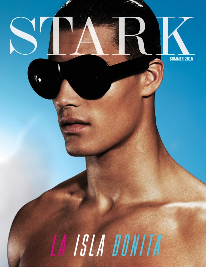 Stark Magazine is a new, independent periodical that aims to merge fashion-forward photography with compelling content from emerging creatives. Presenting cover and editorial stars Tyler Maher in fashionable speedos posing for the lens of Joseph Sinclair and styled by Theodore Regisford.