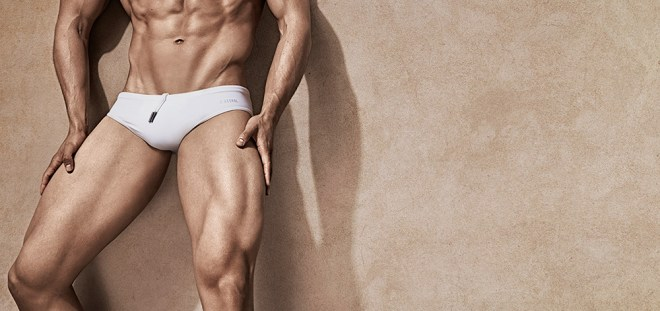 D.HEDRAL BEACHWEAR with AngleFit Technology