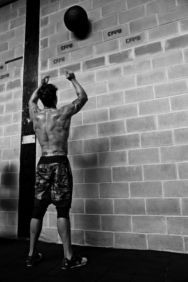 CrossFit Posto 9 – CFP9  exclusive for Fashionably male