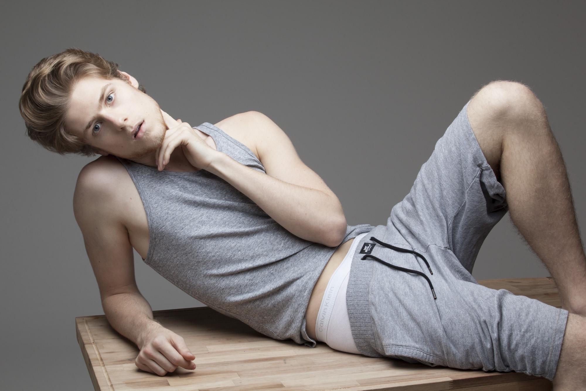 Matheus Fini by Xavier Samré - Fashionably Male