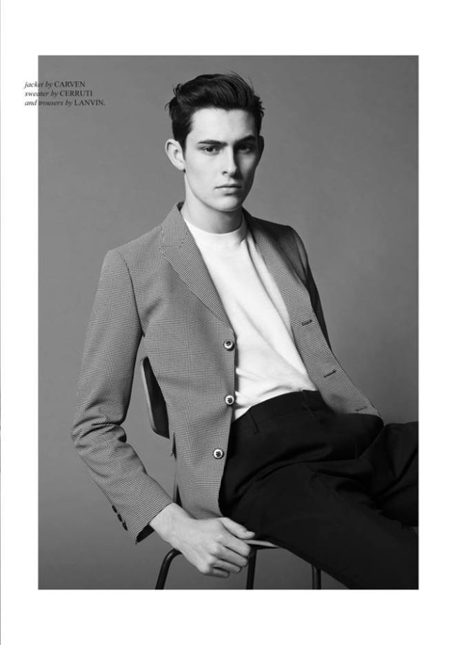 Client Magazine by Laurent Humbert