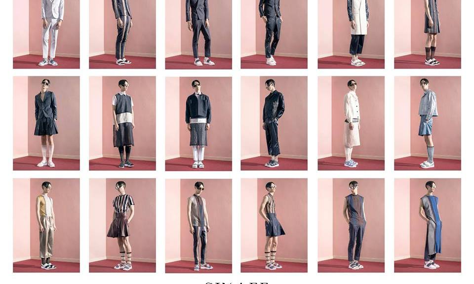 """SixLee SPRING SUMMER 2016 Overview """"We're all Connectedly Disconnected"""" --- PHOTOGRAPHER: CHO GISEOK MAKE UP AND HAIR: JINJU PYUN MODEL: KIM BYEONG SU from ESTEEM SEOUL STYLING: Goldenchix GDCX"""