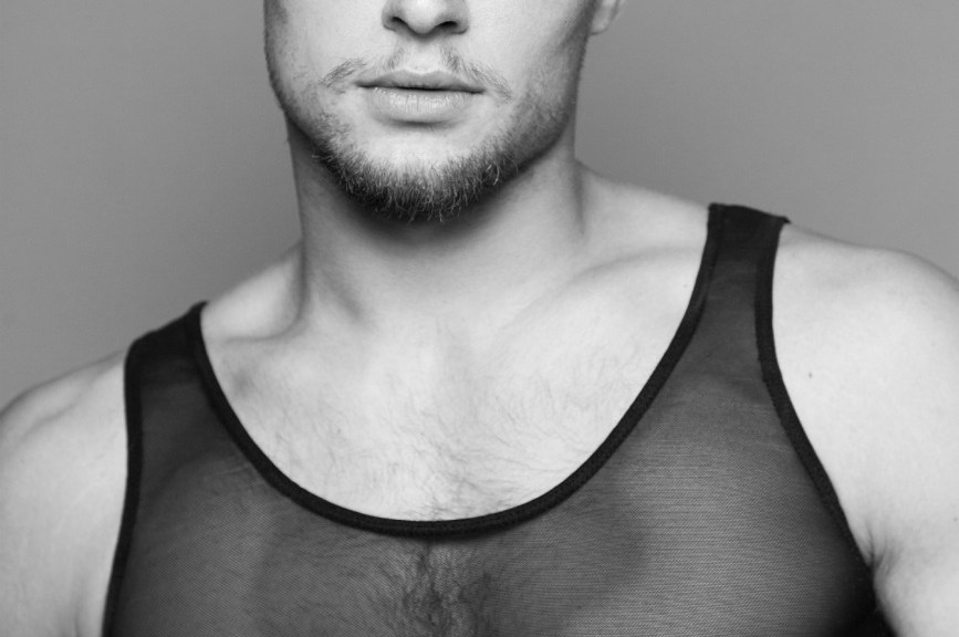 Look out this boy is Alex DeRita in a sublime photo-shooting by Lucas Ferrier, styled by beloved friend Kai Jankovic.