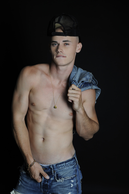 Brandon Lee By Albert Lopez - Fashionably Male-9122