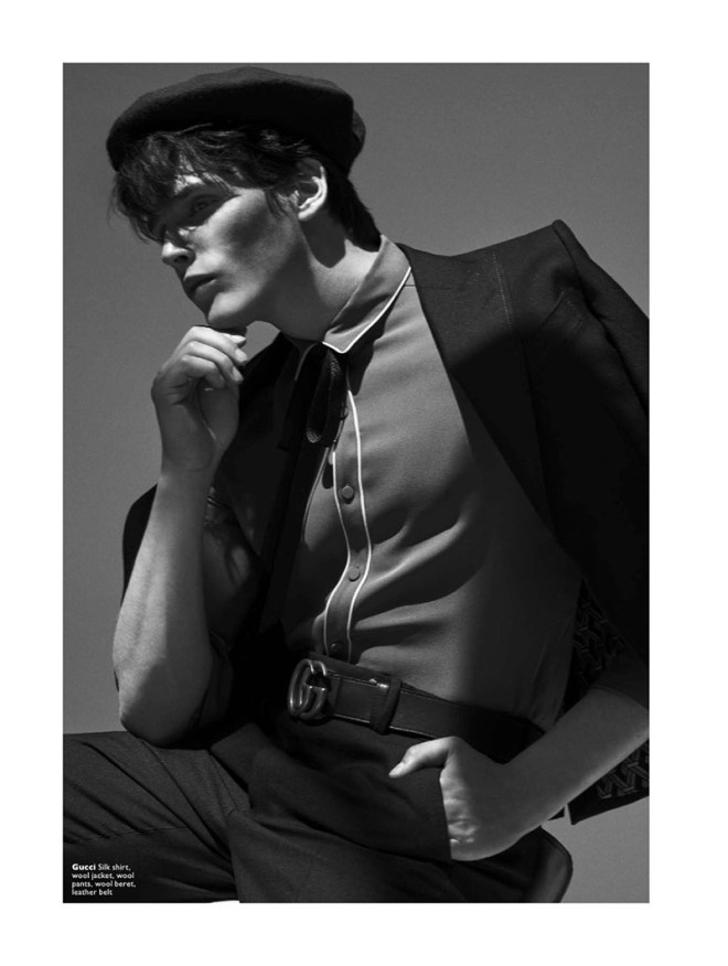 Simon Van Meervenne and Alessio Pozzi photographed by Anthony Meyer and styled by Sonia Logerot, for the latest issue of Men's Folio Singapore. Art direction by Tok Wei Lun.