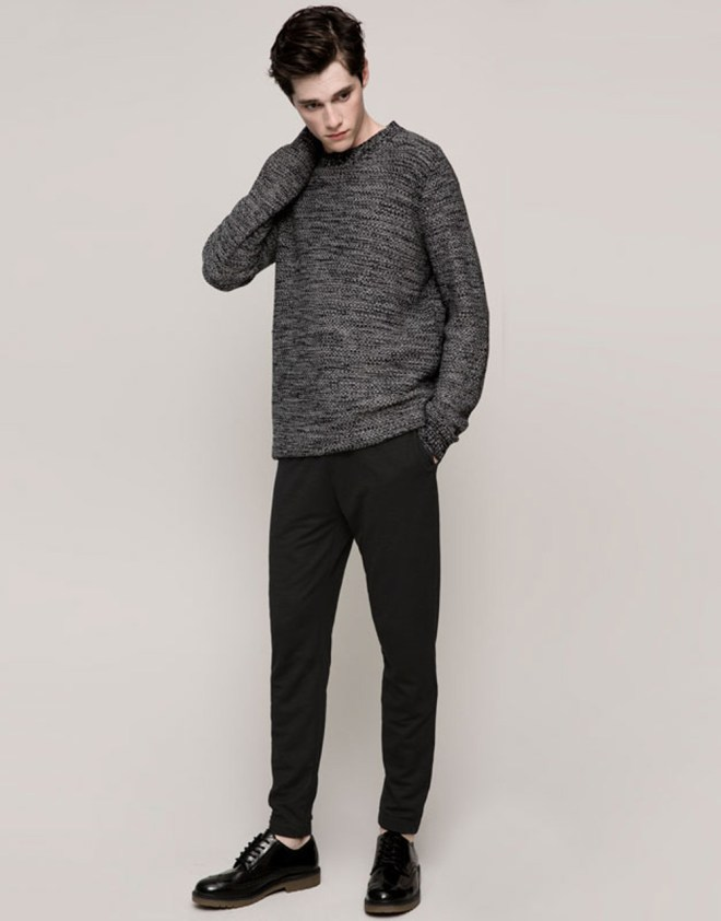 A range for modern, fashion savvy men: clean design, special fittings, quality materials and young attitude for sophisticated urban looks.