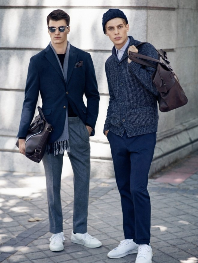 The way elegant and contemporary men dress. I have a crush for Mango, yeah I admit, but lately they have some great styles to share on, here's the Urban Dress Code to prove it. Shop the collection here: http://mng.us/1NFELOI