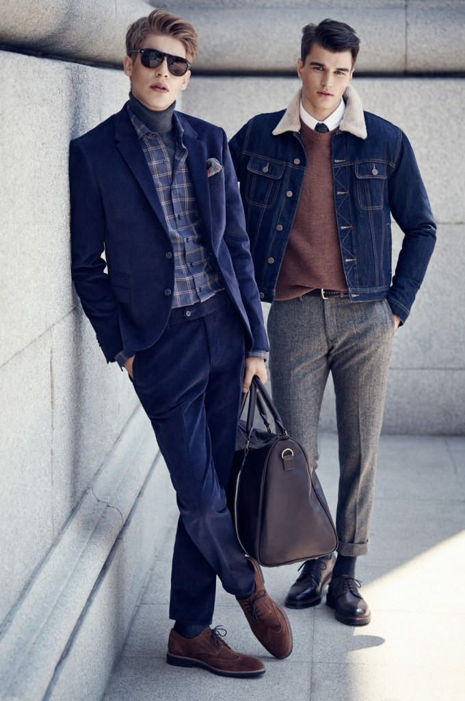 Men Clothes Style For Winter