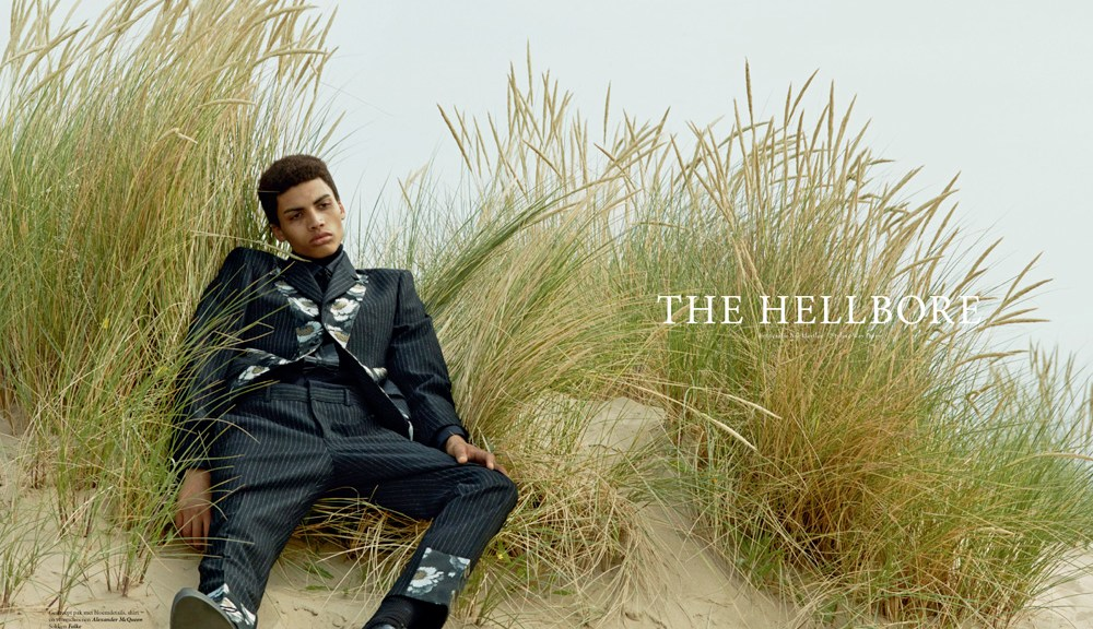 L'Officiel Hommes Netherlands Photographer: Nik Hartley Stylist: Way Perry