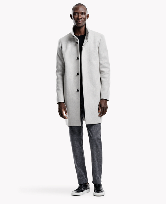 Theory The October Edit Coat Menswear Collection007