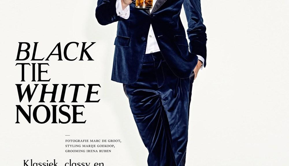 Vogue Man Netherlands F/W 15 Photographer: Marc de Groot Stylist: Davide Brambilla
