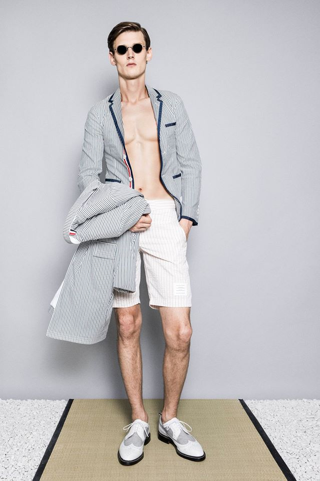 Thom Browne SS2016 mens collection005