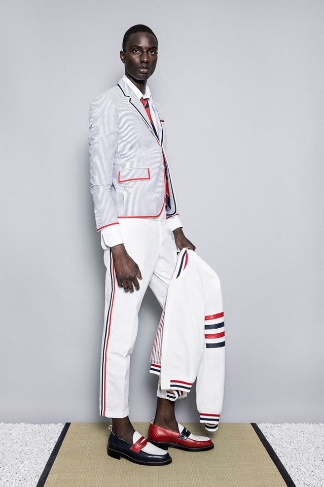 Thom Browne SS2016 mens collection013
