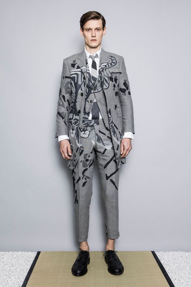 Thom Browne SS2016 mens collection014