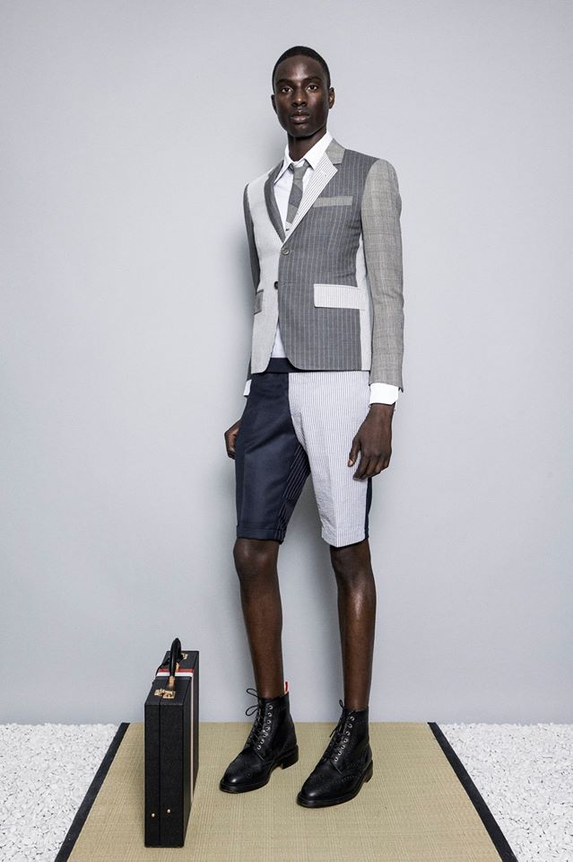 Thom Browne SS2016 mens collection016