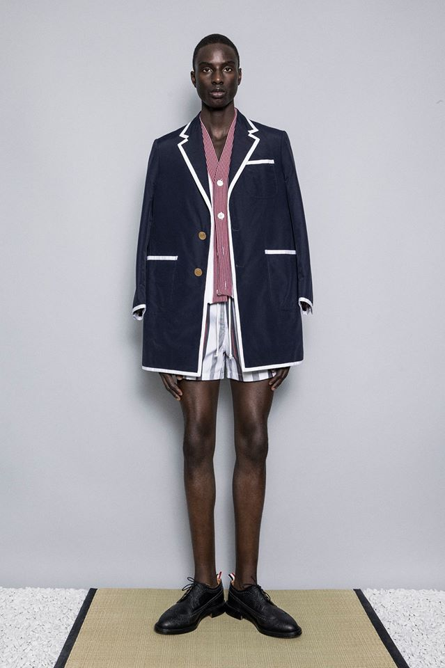 Thom Browne SS2016 mens collection022