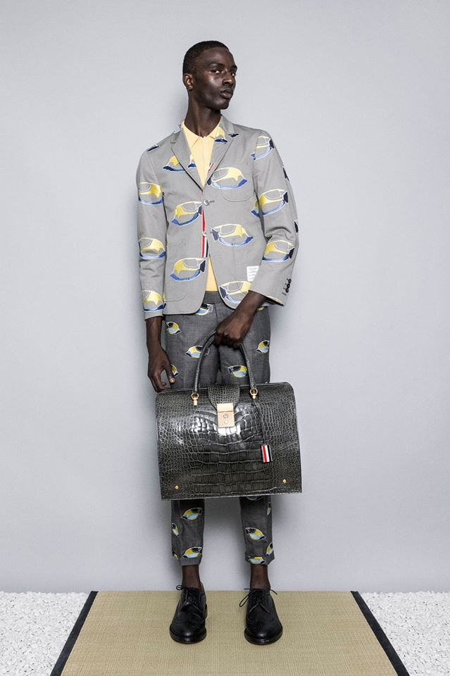 Thom Browne SS2016 mens collection027