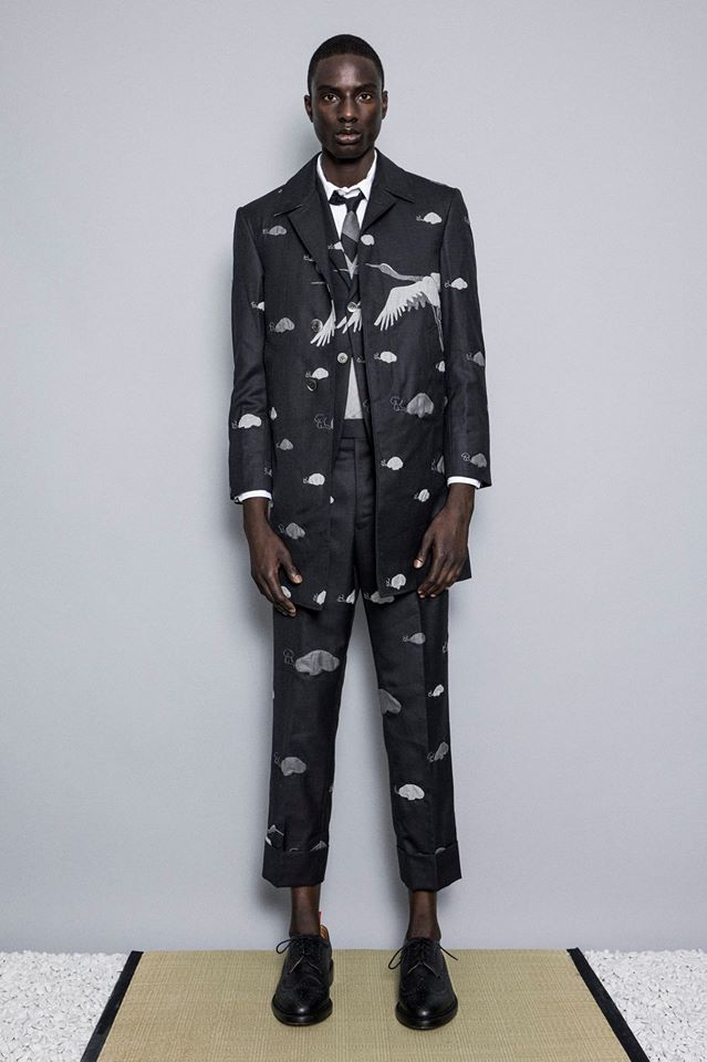 Thom Browne SS2016 mens collection028