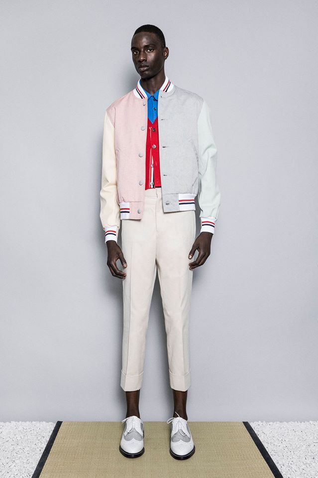 Thom Browne SS2016 mens collection029