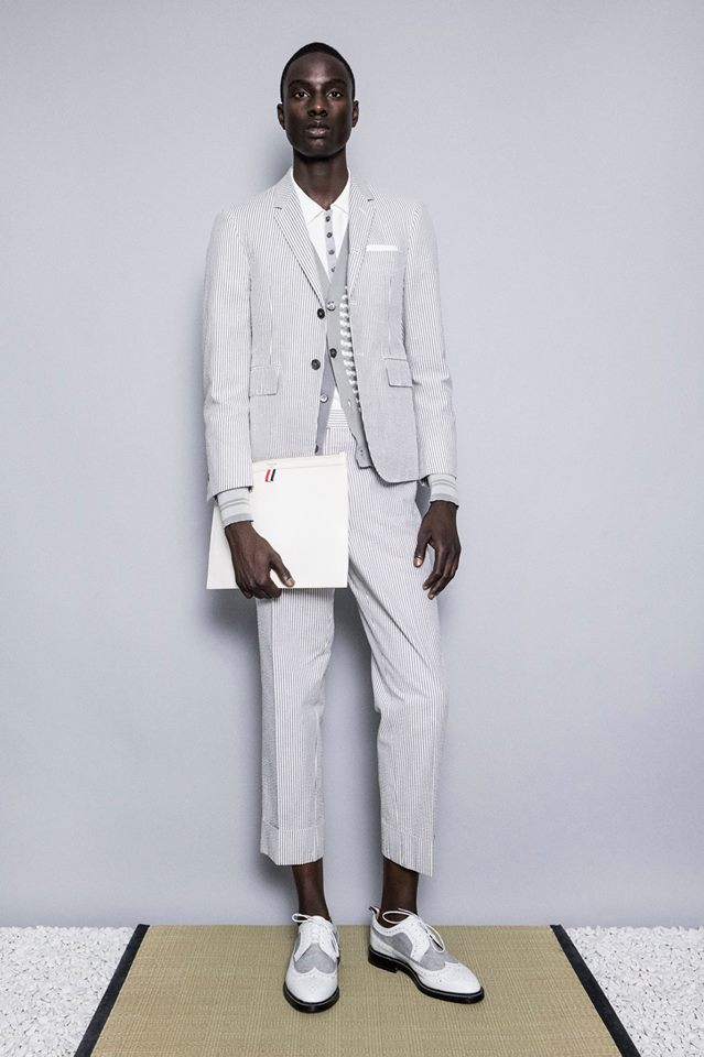 Thom Browne SS2016 mens collection031