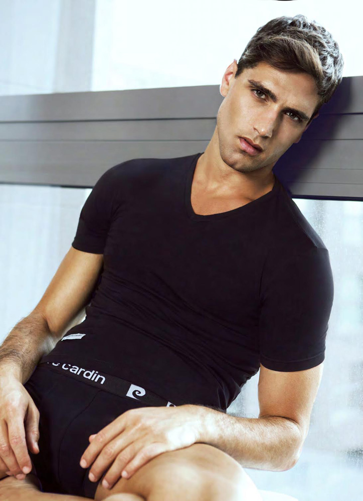 Fabio Mancini for Pierre Cardin Underwear Collection 2016913