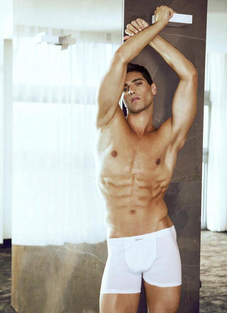 Fabio Mancini for Pierre Cardin Underwear Collection 2016916