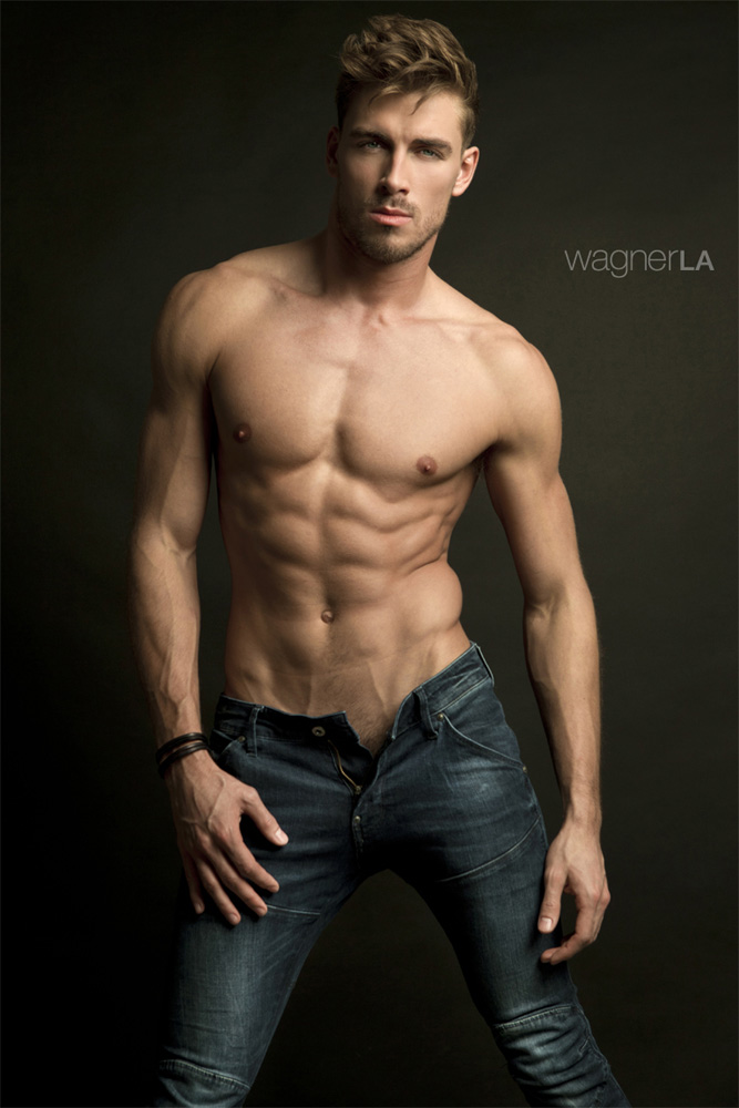 He's Dima Gornovskyi in a photography by David Wagner970