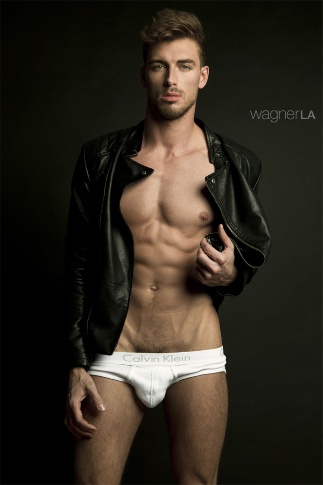 He's Dima Gornovskyi in a photography by David Wagner978