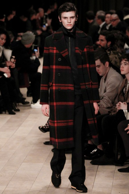 Burberry FW 2016 London