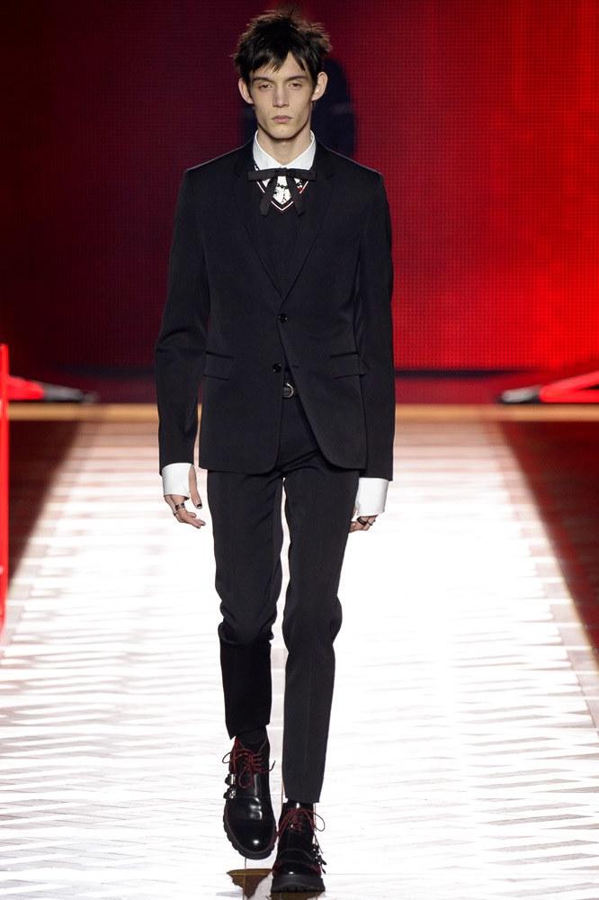 Dior Hommes FW 16 Paris